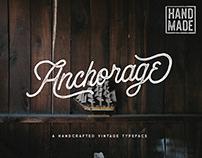 Anchorage Script Typeface