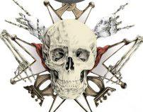 Medal Skull