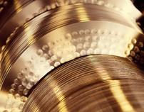UFIP - Earcreated Cymbals