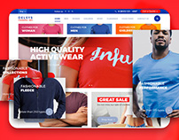 Web Design - DELSYS CANADA