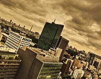 Aoyama Clouds