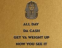 Ba Shawty x C.Ward-4 N A Day Tracklist
