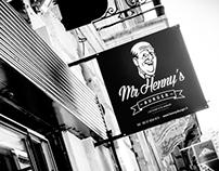 Mr Henny's Burger