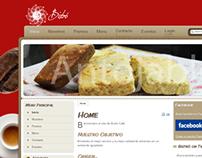 Bistró Café Complete Design Project
