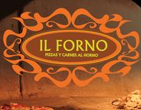 Il Forno : Flyer Design