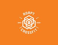 Adapt CrossFit – Rebrand