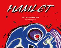 L'Affiche - Hamlet