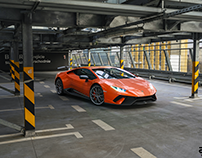 Lamborghini Huracán LP 640-4 Performante