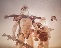 Sand Troopers.
