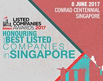 SBR &HKB Listed Companies Awards 2017