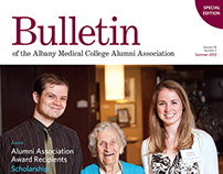 Albany Medical College Alumni Bulletin