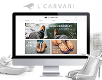 Carvari — ukrainian brand shoes