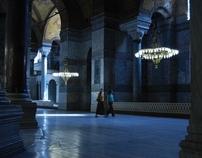 Aya Sophia Mosque - Istanbul