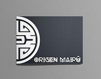 Identidad corporativa Origen Maipú