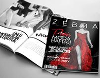 Zebra Konsept Moda Dergisi (2014)