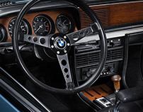BMW 3.0 CSI BMW 3.0 CSi Baujahr 1972