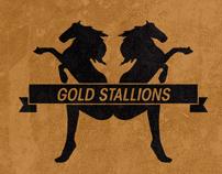 Gold Stallions