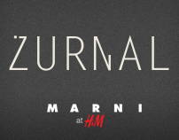 Marni at H&M - ŻURNAL