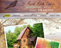 Paint Rock Cabin