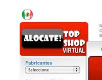 Alocate! Top Shop : Web Design & Development