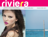Riviera Swim - Website