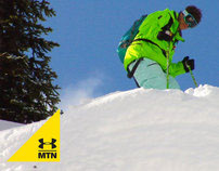 Dash Longe Profile / Under Armour MTN