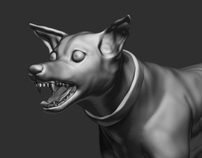 Dog Speed Sculpt