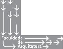 Sinalização e Mobiliário - Faculdade de Arquitetura