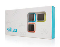 sifteo packaging