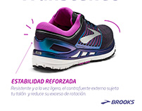 Brooks Colombia