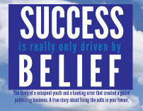 Success Belief Book Cover