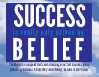 Success Belief Book Cover