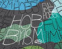 Full Time Hobby! Album Cover.