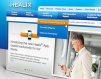 Healix Website