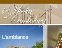 Hôtel Le Moulin de Cambelong : Web Site