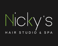 Nicky's Hair Studio & Spa