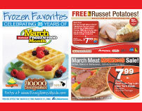 In-store Advertisements (Albertsons)