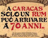 Pampero Rhum - 70th anniversary