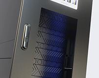 Mini Data Center | 3D Product Animation