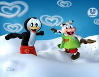 Pingüivasos - Pingüino