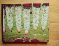 Printed Wedding Album
