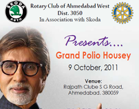 Rotary - Grand Polio Housey