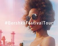 Bershka & Spotify - Festival finder - Online campaign