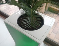 Curve - Planter (with IDESO)