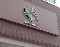 Çözüm Ambalaj için logo tasarımı