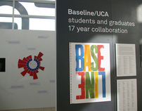 'Baseline/UCA - 17 year collaboration' Exhibition