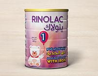 Infant Formula Powder Packaging