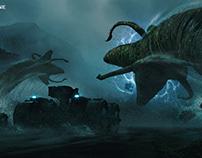 Jodorowsky'S Dune Inspired Piece