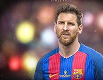 Messi Edit And Retouch