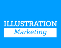 3D Illustration - Marketing
